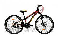 """Подростковый горный велосипед 24"""" Crossride Blast  ECO (Ardis)"""