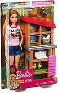 Кукла Barbie Куриная Ферма Chicken Farmer Doll, фото 8