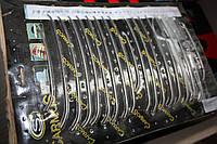 Skoda Octavia A5 2010+ гг. Накладки на решетку радиатора (нерж.)