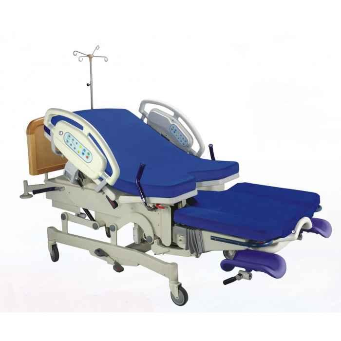 Кровать акушерская с электроприводом DH-C101A04С