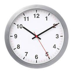 ИКЕА (IKEA) TJALLA, 803.578.78, Часы, 28 см - ТОП ПРОДАЖ