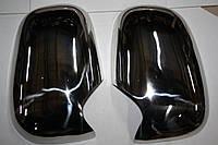 Ford Transit 1994-2001 гг. Накладки на зеркала (2 шт, нерж.)