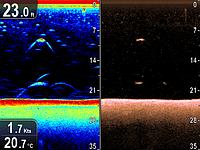 Эхолот Raymarine Dragonfly 5 Pro двухлучевой GPS CHIRP Sonar CHIRP DownVision, фото 4