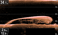 Эхолот Raymarine Dragonfly 5 Pro двухлучевой GPS CHIRP Sonar CHIRP DownVision, фото 7