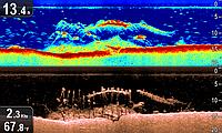 Эхолот Raymarine Dragonfly 5 Pro двухлучевой GPS CHIRP Sonar CHIRP DownVision, фото 8