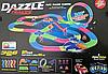 Трек DAZZLE TRACKS 326 деталей с пультом управления | Игрушечный трек для машинок | Конструктор трасса