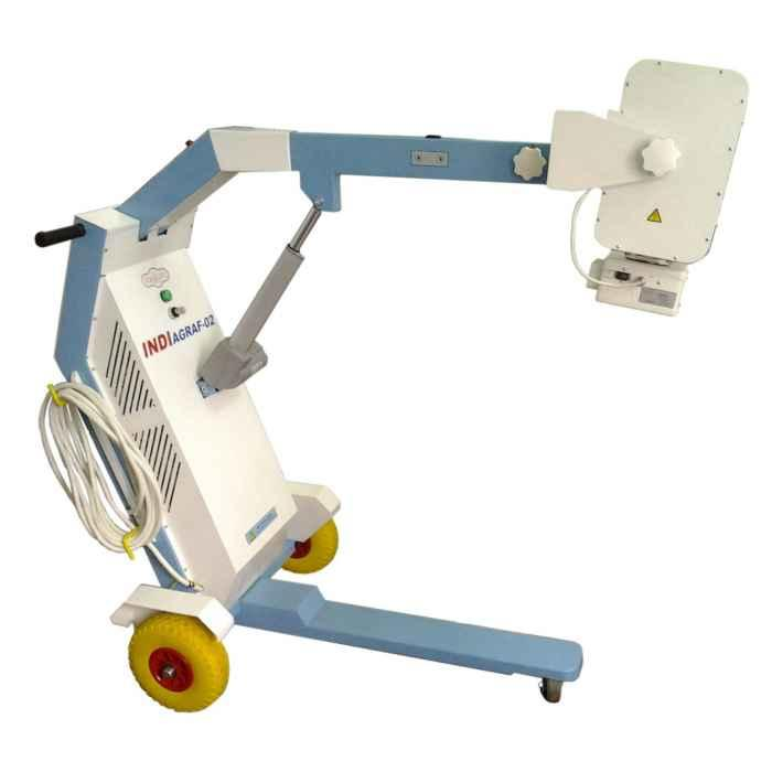 Комплекс рентгеновский диагностический КРД 50 в модификации КРД «INDIagraf-02» (палатный до 8 кВт)