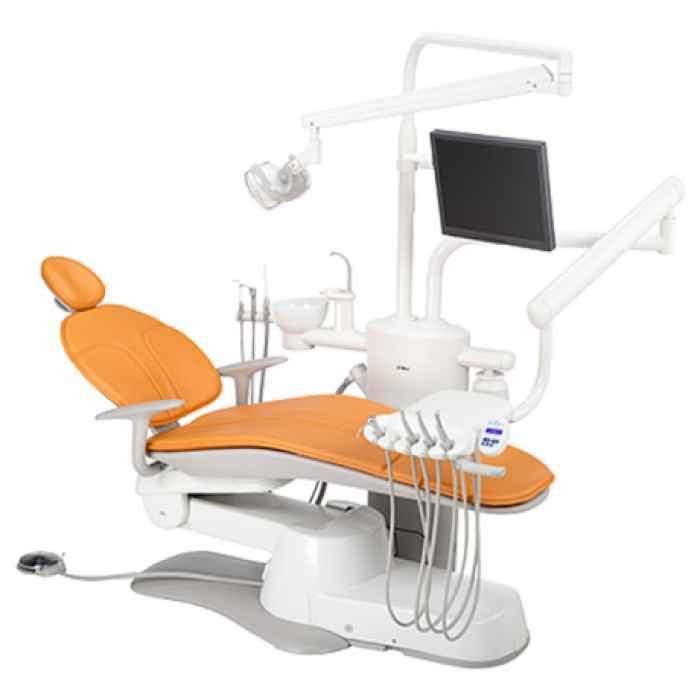 Стоматологическая установка A-Dec 300 с нижней подачей инструментов