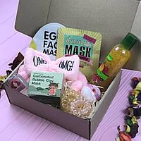 Подарочный Бокс City-A Box #08 для Женщин Бьюти Beauty Box Набор из 9 ед.