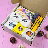 Подарочный Бокс City-A Box #11 для Женщин Набор Стиль из 11 ед.