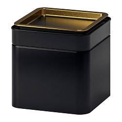 ИКЕА (IKEA) BLOMNING, 203.732.06, Может для кофе / чая, 10x10x10 см - ТОП ПРОДАЖ