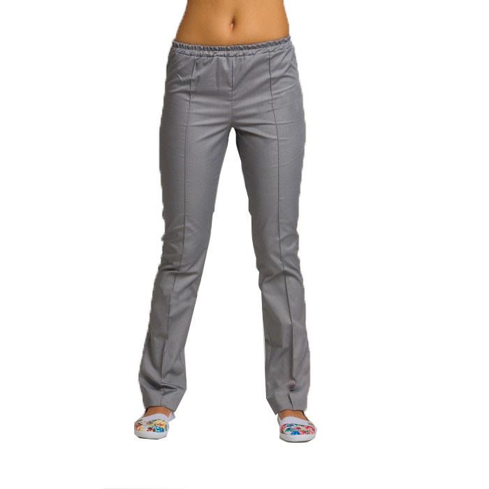 Медицинские штаны светло-серый №9