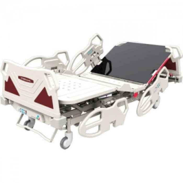 Реанимационная медицинская кровать JOSON CARE, 4 секции