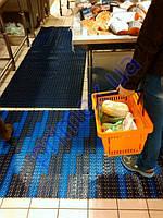 Модульный тамбурный ковер-решетка Прималаст цвет синий цена на грязезащитный ковер