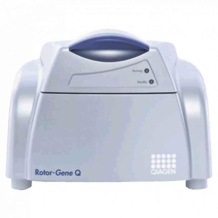 Прибор для проведения полимеразной цепной реакции в режиме «реального времени» Rotor-Gene Q