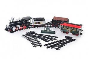 Железная дорога Limo Toy 701831 Разноцветный