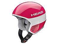 Горнолыжный шлем Head Stivot Race Carbon Pink 2016