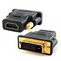 Переходник HDMI(мама)/ DVI24+1(папа),Q100