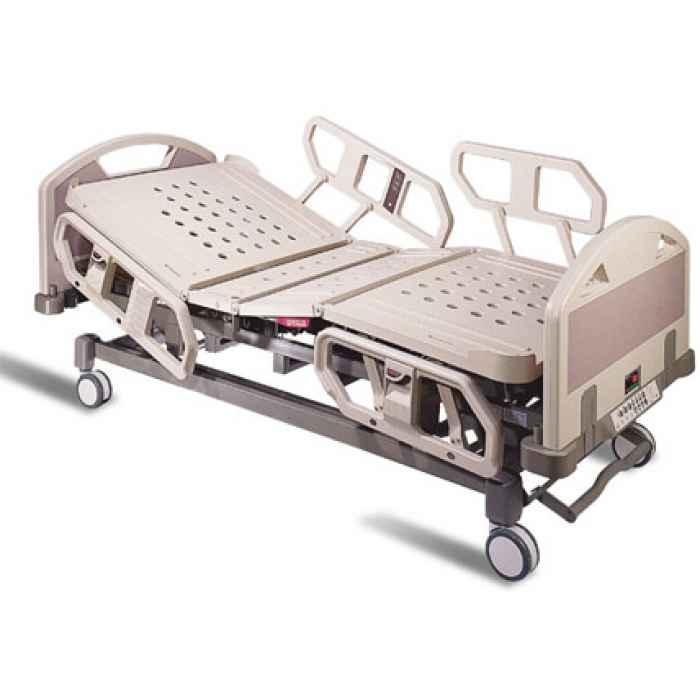 Функциональная 4х-секционная кровать Intensive Care Bed
