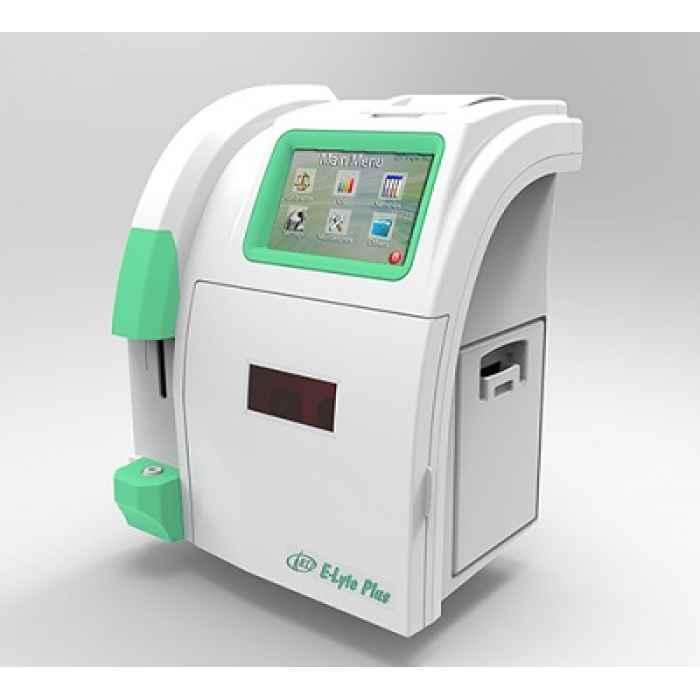 Анализаторы электролитов и газов крови E-Lyte Plus (5 параметров)
