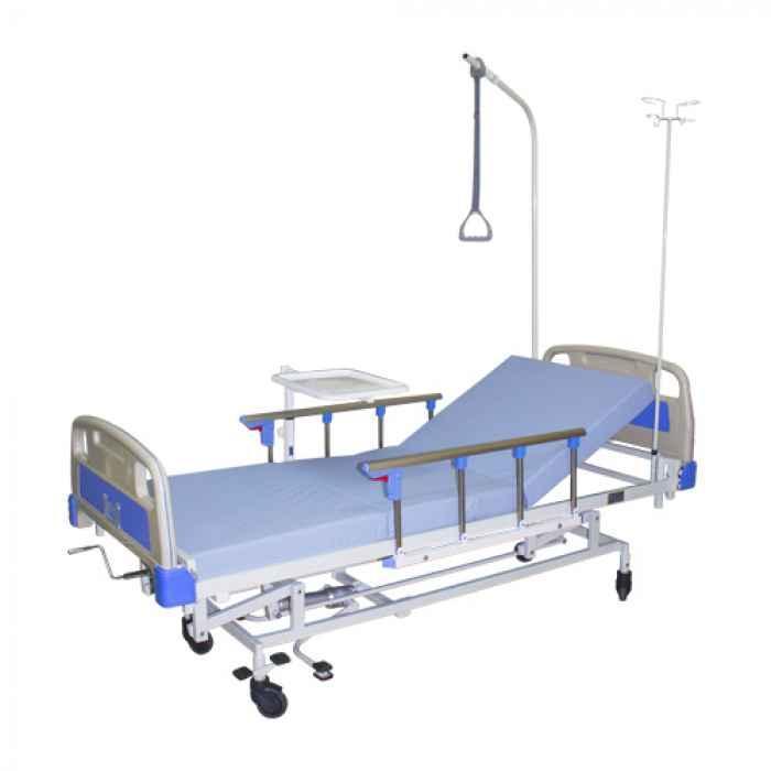 Кровать функциональная ЛФ-9 (с гидравлическим подъемником)