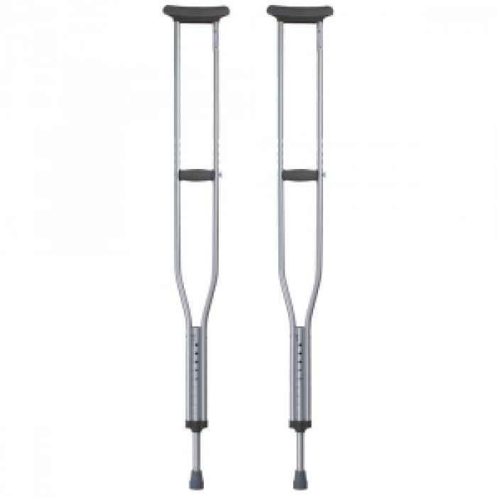 Подмышечные костыли (пара) 132-152 см