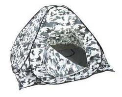 Зимняя палатка-автомат 2,3х2,3м с дном на молнии