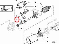 Бендикс 1.3МJTD 16v Doblo 77362731