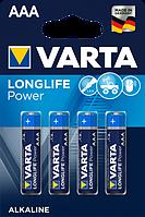 Батарейка Varta Longlife Power AAA BLI 4 Alkaline (04903121414)