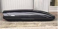 Б/у Бокс Thule Motion 900 XXL Black двухсторонний 235*94*47 см 630 литров