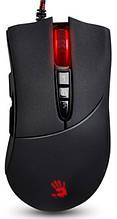 Мышь A4Tech V3MA Bloody Black USB