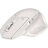 Мышь Bluetooth Logitech MX Master 2S (910-005141) Light Grey
