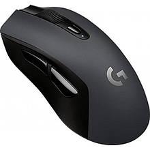 Миша Bluetooth+Logitech Wireless G603 Lightspeed (910-005101) Black