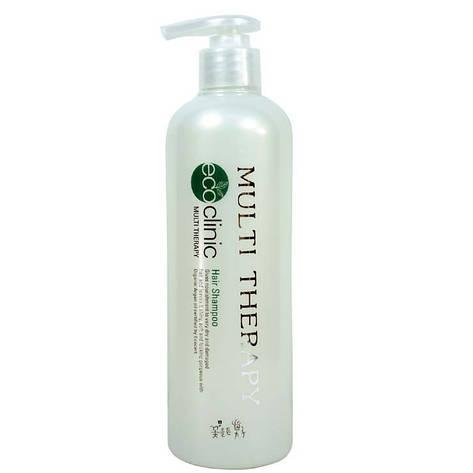 Шампунь для волос Eco Clinic Multi Theraphy Hair Shampoo 500 мл (124586), фото 2