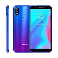 Смартфон HomTom C8 (blue) оригинал - гарантия!