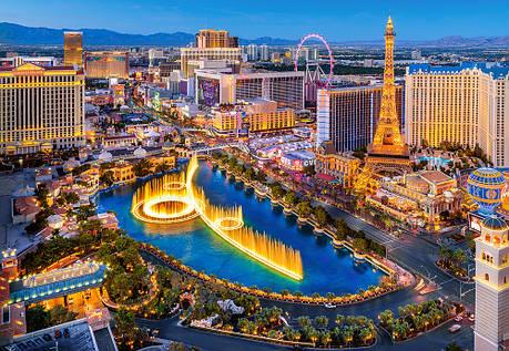 Пазлы Сказочный Лас-Вегас, Fabulous Las Vegas на 1500 элементов, фото 2