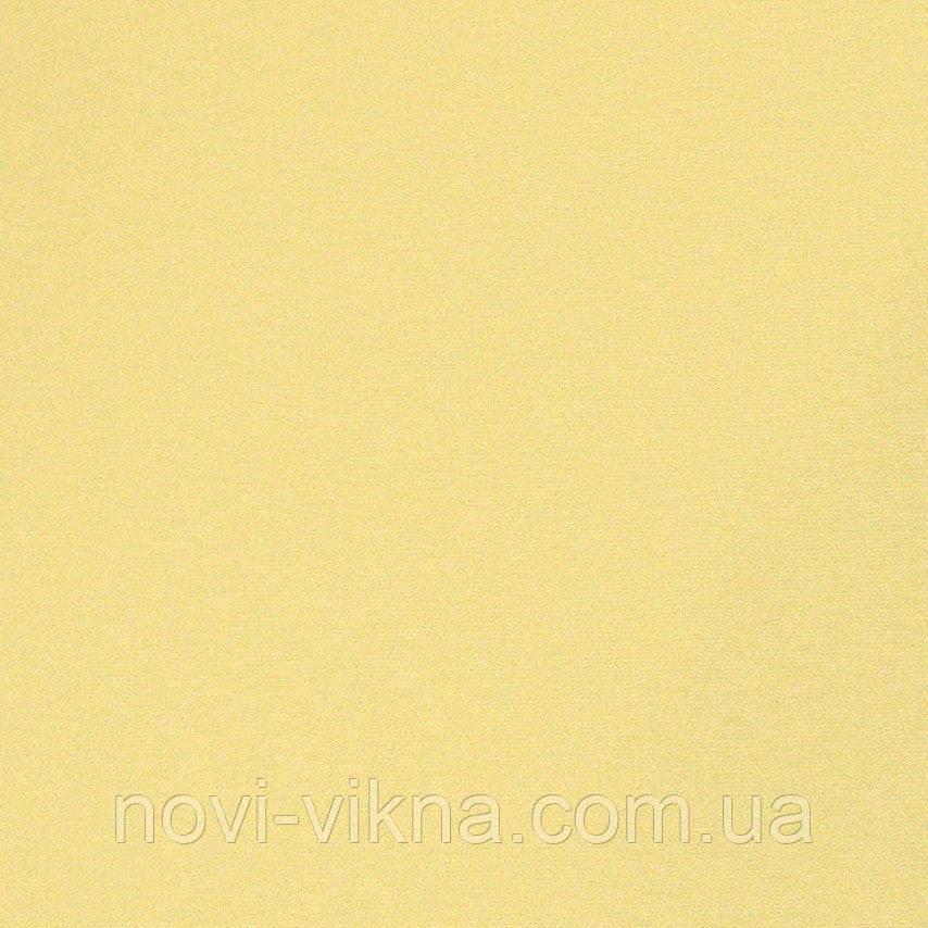 Рулонные жалюзи закрытого типа, Berlin 0700, желтые.