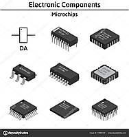 Микросхема EEPROM 24C16 WMN6