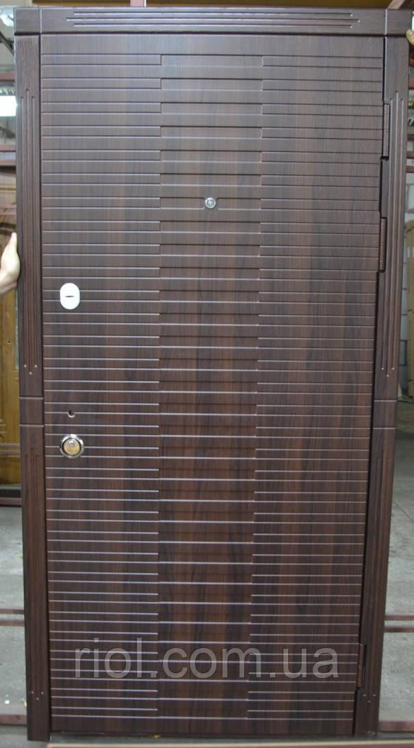 Дверь входная Лофт серии Комфорт ТМ Каскад