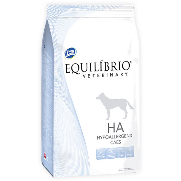 Гіпоалергенний лікувальний корм для собак Equilibrio Veterinary Dog Hypoallergenic 7,5 кг