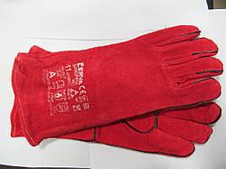 Перчатки сварщика CERVA