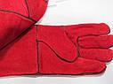 Перчатки сварщика CERVA, фото 3