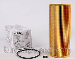 Масляный фильтр на VW LT 1996-2006, Crafter 2006> 2.5 TDI — Wunder (Турция) — WY-105