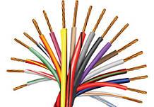 Сигнальный кабель 20*0,22 не экранированный DT