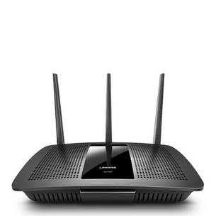 Роутер LINKSYS EA7300-EU DUAL BAND MAX-STREAM MU-MIMO WiFi GIGABIT ROUTER, AC1750, фото 2