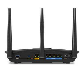 Роутер LINKSYS EA7300-EU DUAL BAND MAX-STREAM MU-MIMO WiFi GIGABIT ROUTER, AC1750, фото 2