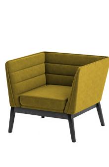 Дизайнерское кресло для дома, ресторана -Хельмут