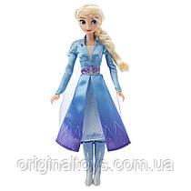 Поющая кукла Эльза Холодное Сердце 2 Elsa Frozen 2 Disney