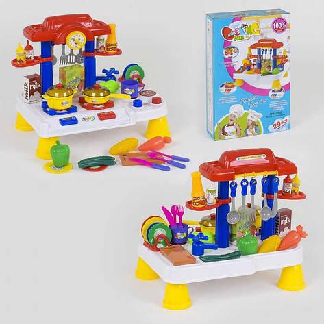 Кухня 2060 (10) музыкальная, светящаяся, в коробке , фото 2