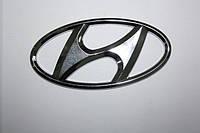 Hyundai Accent 2006-2010 гг. Значкок на авто Хюндай Акцент